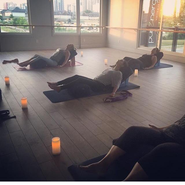 Restore Balance with Restorative Yoga